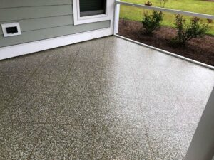 Patio Flooring | Concrete Coatings | Gainesville | Jacksonville