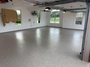Garage Floor | Concrete Coatings | Gainesville | Jacksonville
